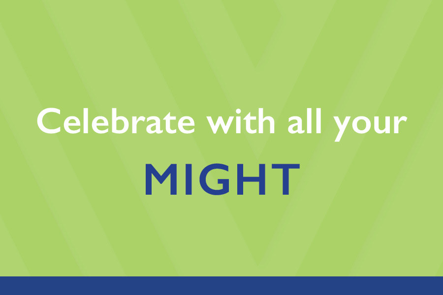 Celebrate With All Your Might